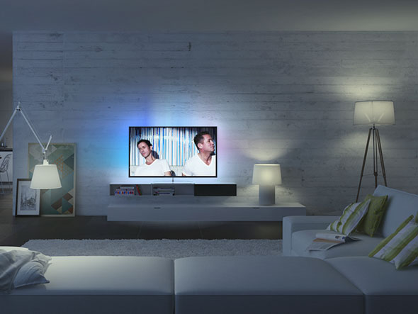 Philips Ambilight Und Hue App Bild Breit