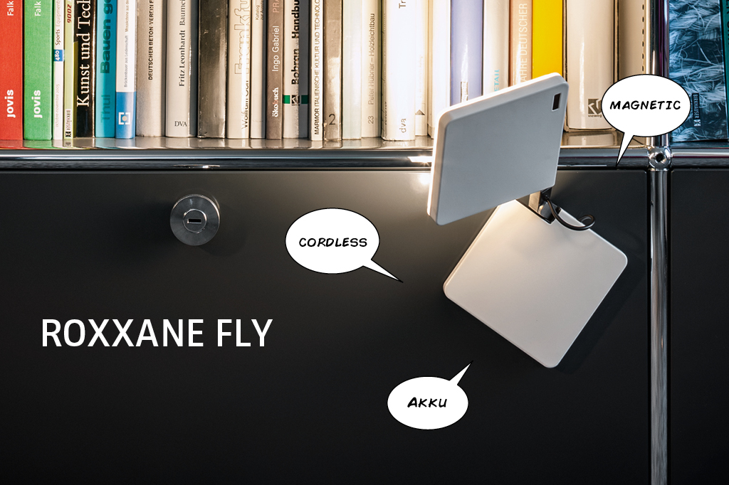 die neue roxxane fly von nimbus. Black Bedroom Furniture Sets. Home Design Ideas